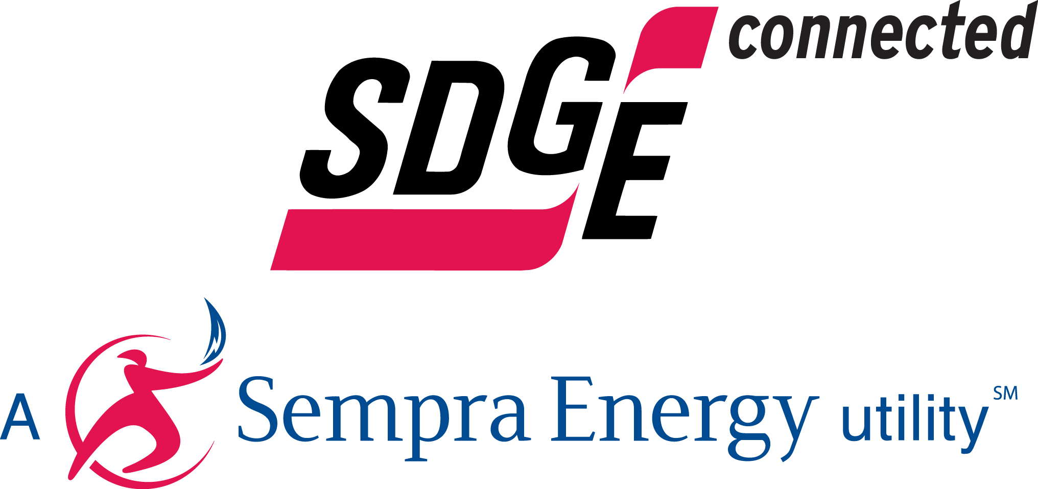 SDGE Connected Logo