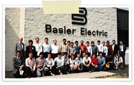 basler electric students